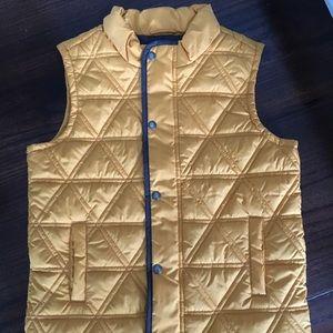 Lightweight Gymboree authentic vest